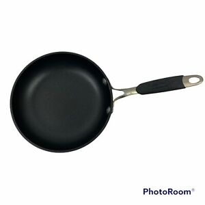 """Calphalon 8"""" Anodized Omelet Non Stick Frying Pan #1388 Used Made in USA"""