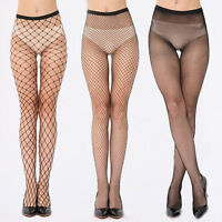 Fashion Women's Net Fishnet Bodystockings Pattern Pantyhose Tights Stockings OO