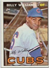 1967 Topps #315 Billy Williams VG-VGEX Wrinkle Chicago Cubs FREE SHIPPING
