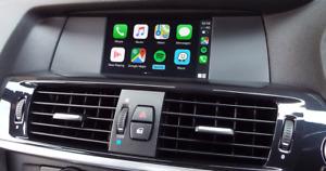 BMW WIRELESS APPLE CARPLAY/ANDROID AUTO 2008-12 X1 X3 X4 X5 CIC INCL INSTALL