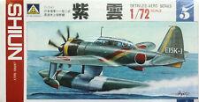 """Aoshima 1:72 """"Shiun"""". IJN Float observation aircraft WW II. Rare. Kit.Nr. 5."""