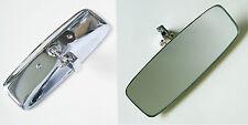 MGB, AH Sprite and MG Midget Interior Mirror with Chrome Back, BHA4806