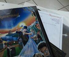 PENDRAGON Window of Life orig vinyl LP EX+/EX+ PEND 6 1993 Insert & letter Prog