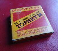 Fil d'enregistreme TOPHET M pour Magnetophone  wire recorder magnetic vintage (2