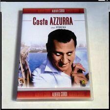 COSTA AZZURRA RARO DVD FUORI CATALOGO Ed. VENDITA Alberto Sordi Elsa Martinelli