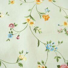 Wachstuch Tischdecke Blumen wasserdicht 140cm breit weich Meterware Tolko