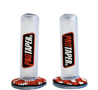 "RACE YELLOW Round Bar Pad 8/"" Pro Taper Bar Pad High Density Foam MX Offroad"
