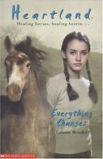 Everything Changes (Heartland 14),Lauren Brooke
