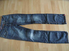 EDC by ESPRIT coole used look Jeans FIVE Gr. 26 reg.  MD2