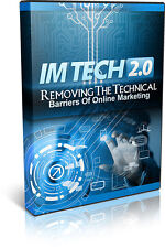 104 Internet Marketing Technical Training Video Course on 1 CD