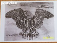 1990s Photo Postcard - USA Library of Congress Print - American Eagle Chicago