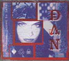 Dan-My love has turned to  hate cd maxi single sealed