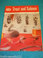 TROUT AND SALMON - NOV 1974 VOL 20 # 233
