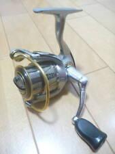 USED DAIWA Spinning Reel EXIST Hyper Custom 2004 Fishing Mint Rare From JAPAN