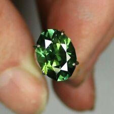 Sapphire Australian cut Green/Yellow 1.85 ct