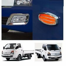 Chrome Fog Lamp Rear Lens Cover Molding Trim for Hyundai H100