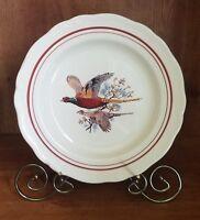 J & G Meakin Royal Staffordshire Heirloom Ironstone Bird Plate