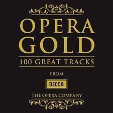 Opera Gold - 100 Great Tracks [6 CD], Cecilia Bartoli, Joseph Calleja,, , New Bo