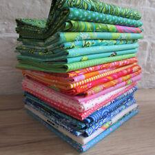 Tula Pink - ZUMA 1/2m bundle - Freespirit fabrics 100% cotton shells, waves