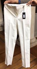 pantalone bianco marine uomo  mod. tasca america marca Quintessence tg.46