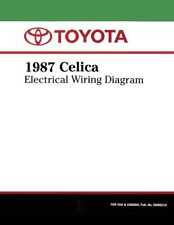 Repair Manuals & Literature for 1987 Toyota Celica for sale | eBay on saturn astra wiring diagram, daihatsu rocky wiring diagram, toyota celica firing order, toyota celica oil filter, toyota celica solenoid, isuzu hombre wiring diagram, toyota celica ecu, 2001 celica wiring diagram, subaru baja wiring diagram, electrical outlet wiring diagram, suzuki sierra wiring diagram, mitsubishi starion wiring diagram, toyota celica antenna, nissan 370z wiring diagram, 1955 dodge wiring diagram, chevrolet volt wiring diagram, volkswagen golf wiring diagram, toyota celica exhaust system, toyota celica engine, alfa romeo spider wiring diagram,