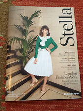 REBECCA MARCOS PHOTO COVER SHOOT STELLA MAGAZINE FEB 2015 ALICE TEMPERLEY