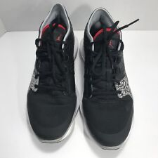ca02a6ba Nike Jordan Jumpman Gimnasio Rojo Negro Blanco Zoom Hombre Talla 10.5  Atlético Fitness