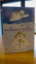 The Snowman / The Snowman and the Snowdog (DVD, 2013, 2-Disc Set, Box Set)