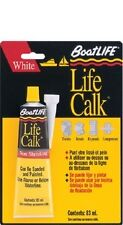 New Life-calk  Sealant boat Life 1037 2.8 oz. tube Teak Brown