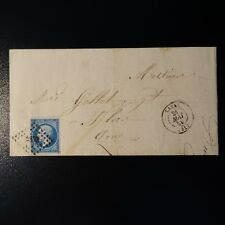 Napoléon N° 14A (Line Surround To Backpack) Letter cover PC 1673 Laval -> Flers