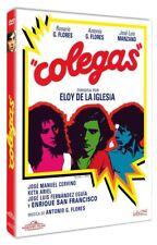 PELICULA  DIVISA HV  DVD  COLEGAS  NUEVO (SIN ABRIR)