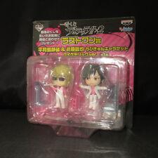 Izaya Orihara and Shizuo Heiwajima Figure Psychedelic Ver. Durarara! Banpresto