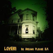 LOVER! - No Dreams Please E.P. [CD]