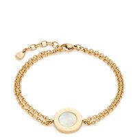 Leonardo Schmuck Armband Mauritia 018112 Armkette Farbe Gold