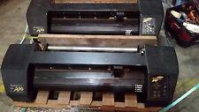 Lot of 4 Systems - Summa Summagraphics Summasign Pro Vinyl Cutter D610