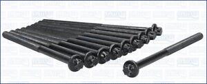 Zylinderkopfschraubensatz AJUSA 81056000 für MERCEDES KLASSE W220 GL W164 M12