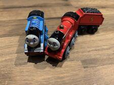 Thomas Wooden Railway Motorised Thomas And James Bundke