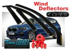 BMW X3  (G01)  2017 -  5D Wind deflectors  4.pc HEKO 11169