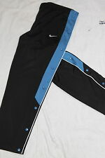 NIKE 90'S VINTAGE TRACKSUIT BOTTOMS,POPPERS BOTTOMS,RETRO,SIZE:XXL