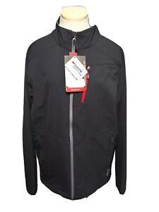 Bontrager Black MTB Cycling Softshell Jacket - Men's XL