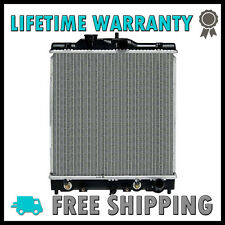 New Radiator For Honda Civic 92-00 Del Sol 93-97 Acura El 97-00 1.5 1.6 L4