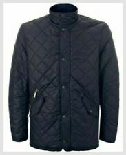Barbour Chelsea Sportsquilt Tailored Jacket In Black, Uk Size XXL (81)