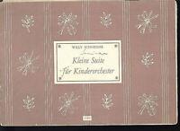 """Willy Schneider: """" Kleine Suite """" für Kinderorchester"""