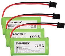 Lot of 3 Uniden Cordless BT-1021 Phone Battery D1364 D1364BK D1383 D1384 D1483 #