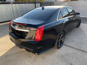 2018 Cadillac CTS V 6.2L V8 640HP Carbon Alcantara Package Loaded