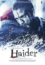 Haider (2014) - Shahid Kapoor, Tabu, Shraddha Kapoor - bollywood hindi movie dvd