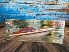 Krick Katja Model RC Boat Kit