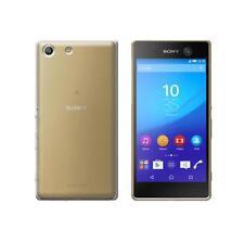 Cover Para Sony Xperia M5, Xperia M5 Double, in silicone TPU transparente