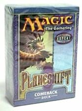 Comeback Planeshift Theme Deck ENGLISH Sealed Brand New MTG MAGIC ABUGames