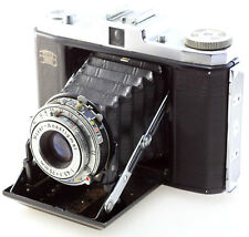 Zeiss Ikon Nettar 517/16 Folding Camera - for 120 Film - with Case